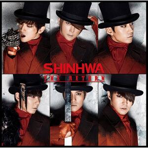 SHINHWA 10th -THE RETURN-