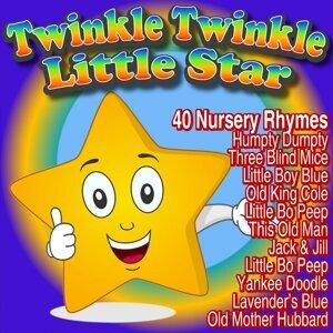 Twinkle Twinkle Little Star - 40 Nursery Rhymes