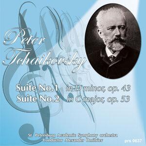 Peter Tchaikovsky. Suite No.2 in C Major Op. 53