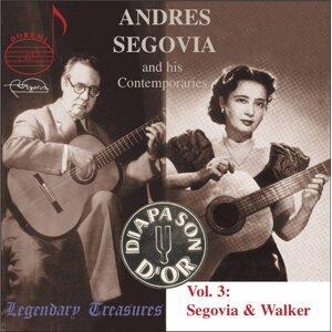 Segovia & Contemporaries, Vol. 3: Luise Walker