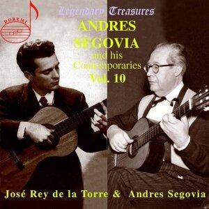 Segovia & Contemporaries, Vol. 10: José Rey de la Torre