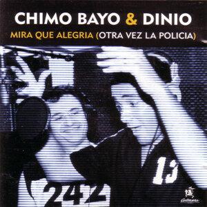 Mira Que Alegria (Otra Vez La Policia) (Single)