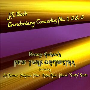 Bach: Brandenburg Concertos 1, 3 and 5