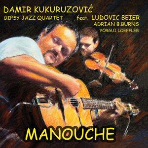 Manouche (feat. Ludovic Beier, Adrian B. Burns & Yorgui Loeffler)