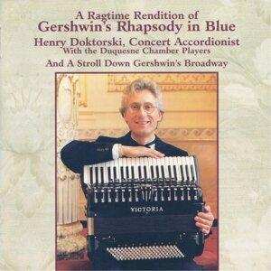 A Ragtime Rendition of Gershwin's Rhapsody in Blue