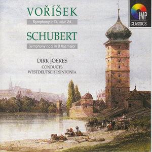 Schubert: Symphony No.2 / Vorisek: Symphony in D, Op.24