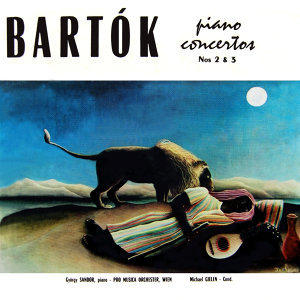 Bartok Piano Concertos Nos 2 And 3