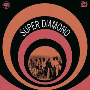 Super Diamono feat Omar Pene & Ismael Lo : Star 80s
