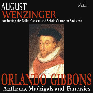 Anthems, Madrigals and Fantasies