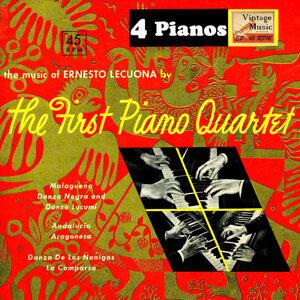 Vintage Jazz No. 112 - EP: Plays Lecuona