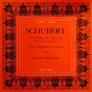 Schubert Fantasia In C