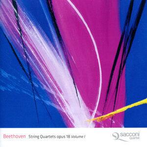 Beethoven: String Quartets, Op. 18, Vol. 1