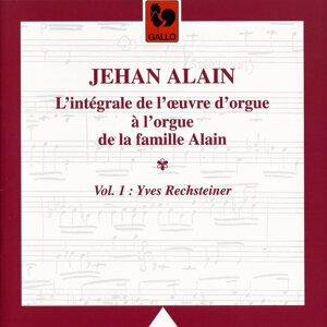Jehan Alain: Complete Organ Works, Vol. 1