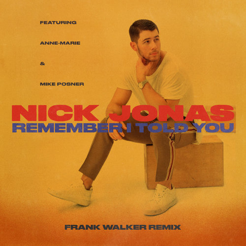 Remember I Told You - Frank Walker Remix