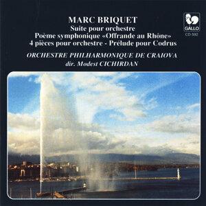 Marc Briquet: Œuvres symphoniques