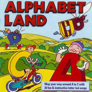 Listen & Learn - Alphabet Land
