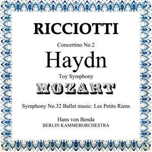Ricciotti Concertino No 2