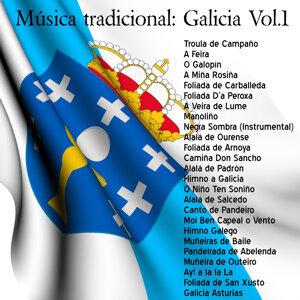 Música Tradicional: Galicia Vol. 1