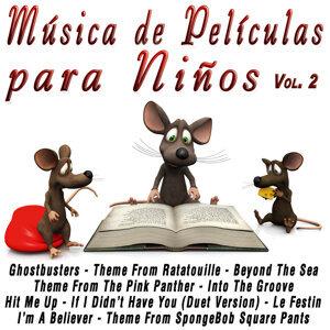 Música de Películas para Niños Vol.2