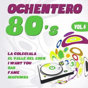 Ochentero 80's  Vol. 4