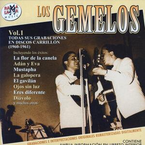 Los Gemelos. Todas Sus Grabaciones Para Discos Carrillón Vol.1 (1960-1961)