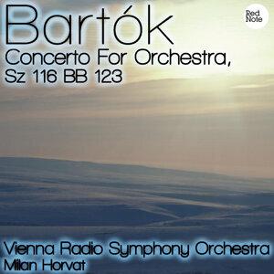 Bartók: Concerto For Orchestra, Sz 116 BB 123