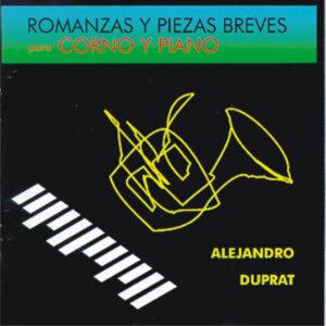 Romanzas y Piezas Breves para Corno y Piano