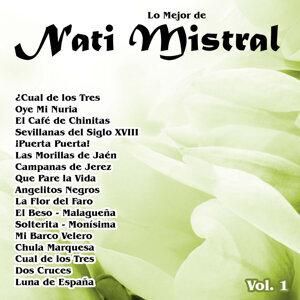 Lo Mejor De: Nati Mistral Vol. 1