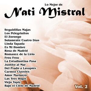 Lo Mejor De: Nati Mistral Vol. 2