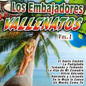 Los Embajadores Vallenatos - Vol. 1