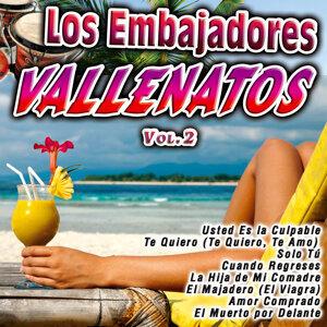 Los Embajadores Vallenatos - Vol. 2