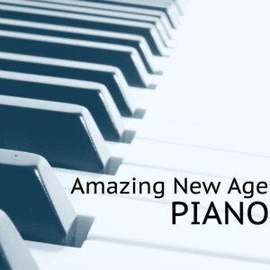 Amazing New Age Piano - Healing Power of Sleep, Bedtime Instrumental Background White Noise