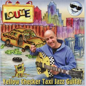 Yellow Checker Taxi Jazz Guitar