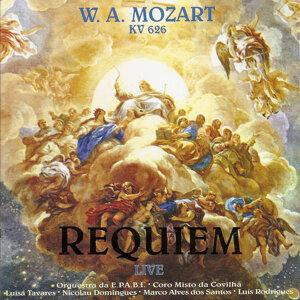 W. A. Mozart: Requiem KV 626 (Live)