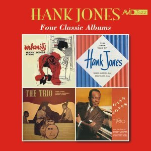 Four Classic Albums (Urbanity / The Trio of Hank Jones / The Trio with Guests / Trio - Plus the Flute of Bobby Jaspar) [Remastered]