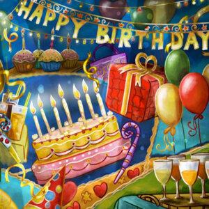 Happy Birthday - Sing-A-Long Version