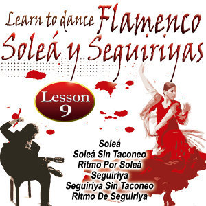 Learn To Dance Flamenco-Soleá Y Seguiriya