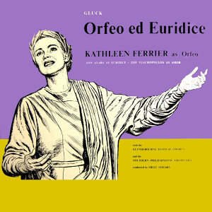 Christoph Willibald Gluck Orfeo Ed Euridice (Abridged Version)