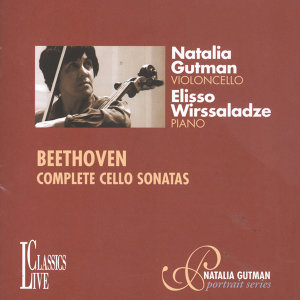Beethoven, Complete cello sonatas