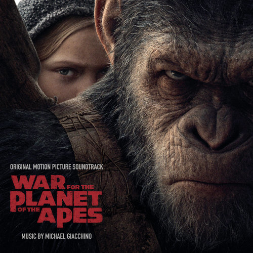 War for the Planet of the Apes (Original Motion Picture Soundtrack) (猿人爭霸戰:猩凶巨戰電影原聲大碟)