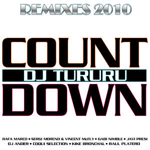 Countdown Remixes 2010