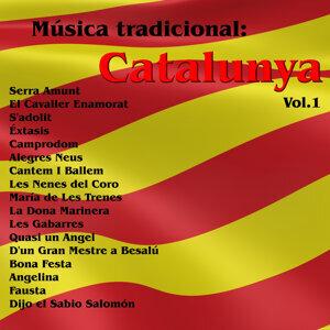 Música Tradicional: Catalunya Vol. 1