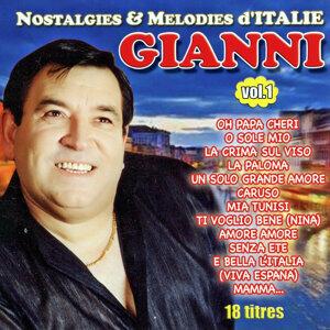 Nostalgies Et Mélodies D'Italie Vol. 1