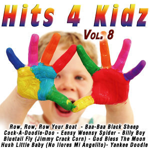 Hits 4 Kidz Vol.8