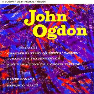 A Busoni Recital