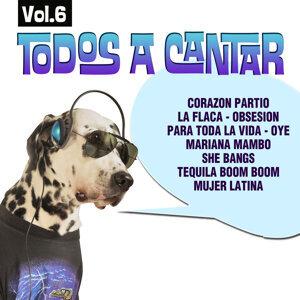 Todos A Cantar Vol.6