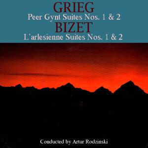 Grieg Peer Gynt Suites No 1 & 2/Bizet L'Arlesienne Suites No 1 & 2