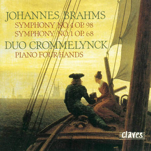 Brahms: Symphony  No. 4 & No. 1 (Original Versions for Piano Four Hands)