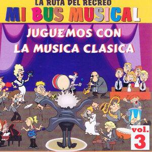 Mi Bus Musical Volume 3 – Juguemos Con La Musica Clasica