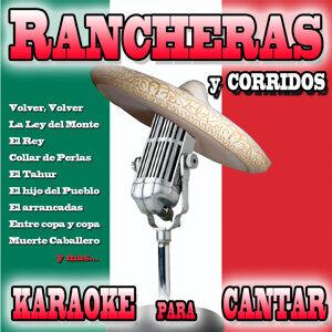 Rancheras y Corridos. Karaoke para Cantar